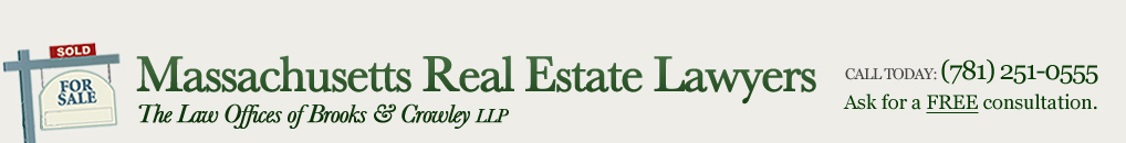 Suffolk County Real Estate Lawyer | Massachusetts Real Estate Lawyer